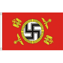 Adolf Hitler Flag