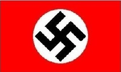 Nazi Party Flag – Third Reich German State Flag 1935-1945