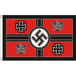 Nazi Minister of War Flag