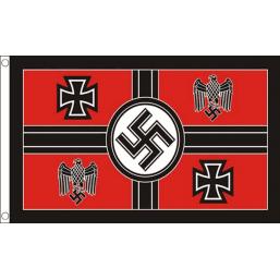 Nazi Minister of War Flag